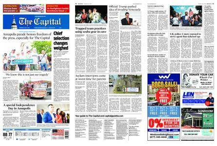 The Capital – July 05, 2018