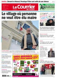 Le Courrier de l'Ouest Angers – 28 février 2020