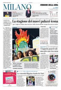 Corriere della Sera Milano – 26 agosto 2019