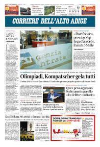 Corriere dell'Alto Adige – 20 settembre 2018