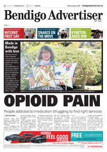 Bendigo Advertiser - January 10, 2019