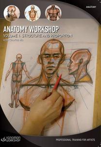 Anatomy Workshop vol.1-7 with Charles Hu