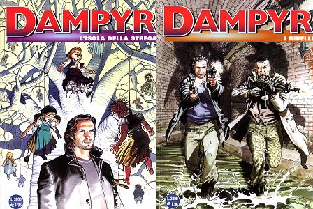 Dampyr - Volumi 13-14