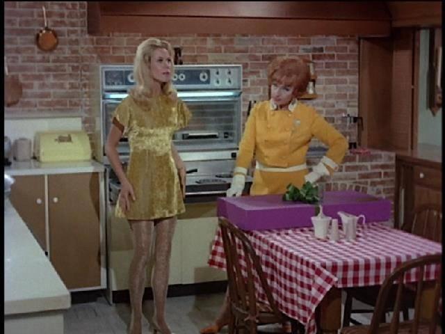 Bewitched (1964–1972) [Season 5] [ReUp]
