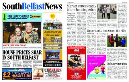 South Belfast News – August 17, 2018