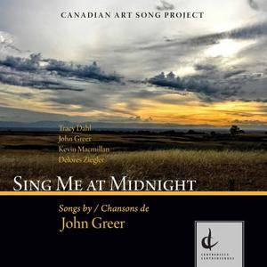 Delores Ziegler, Tracy Dahl, Kevin McMillan & John Greer - Sing Me at Midnight (2017)