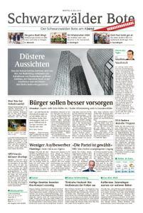 Schwarzwälder Bote Hechingen - 08. Juli 2019