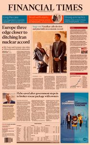 Financial Times UK – 15 January 2020