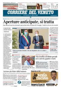 Corriere del Veneto Venezia e Mestre – 06 maggio 2020