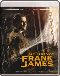 The Return of Frank James (1940) [Remastered]