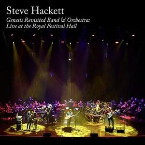 Steve Hackett: Genesis Revisited Band and Orchestra - Live at the Royal Festival Hall (2019) [Blu-ray 1080p & BDRip 720p]