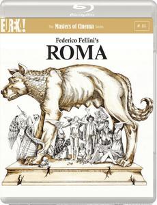 Federico Fellini's Roma (1972) + Extras