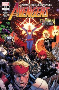 Avengers 029 2020 Digital Zone