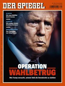 Der Spiegel - 22 August 2020