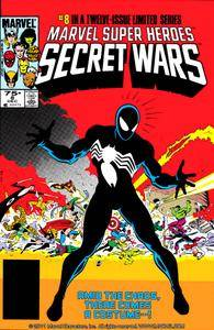 Captain America v1 292i Marvel Super Heroes Secret Wars 08