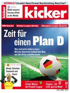 Kicker - 18 März 2019