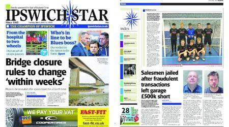 Ipswich Star – May 01, 2018