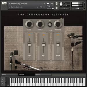 Soniccouture The Canterbury Suitcase KONTAKT