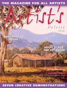 Artists Palette - April 2018
