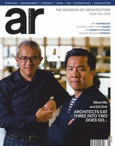 Architectural Review Asia Pacific - April/May 2019