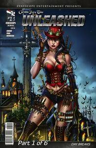 Grimm Fairy Tales Unleashed 01 of 06 2013 TaruMedio-Novus 43190
