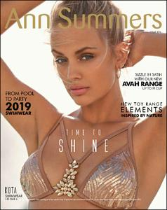 Ann Summers - Lingerie Spring Summer Collection Catalog 2019
