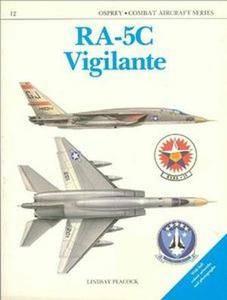 RA-5C Vigilante (Osprey Combat Aircraft 12) (Repost)