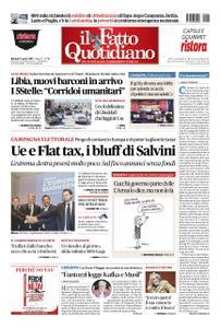 Il Fatto Quotidiano - 09 aprile 2019