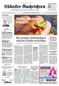 Lübecker Nachrichten Ostholstein Süd - 10. Juli 2019