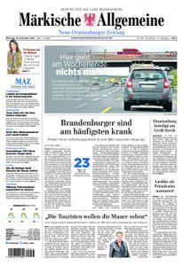 Neue Oranienburger Zeitung - 18. September 2019