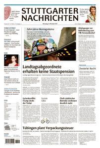 Stuttgarter Nachrichten Blick vom Fernsehturm - 08. Oktober 2019