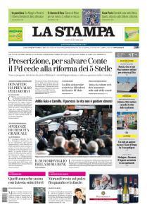 La Stampa Imperia e Sanremo - 28 Dicembre 2019