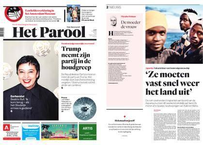 Het Parool – 16 juni 2018