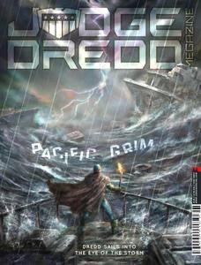 Judge Dredd The Megazine 368 2016 Digital