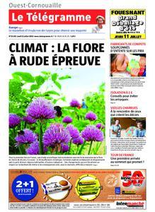 Le Télégramme Ouest Cornouaille – 11 juillet 2019