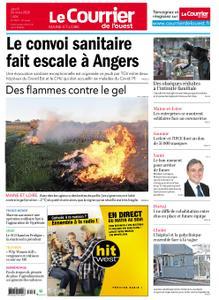 Le Courrier de l'Ouest Angers – 26 mars 2020
