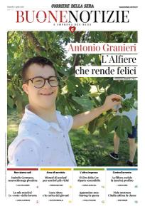 Corriere della Sera Buone Notizie - 6 Aprile 2021