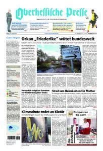 Oberhessische Presse Marburg/Ostkreis - 19. Januar 2018