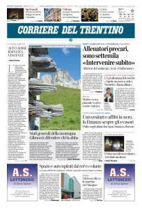 Corriere del Trentino - 31 Luglio 2018