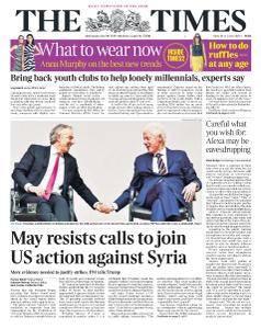 The Times - 11 April 2018