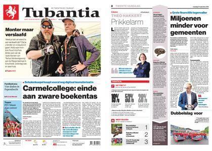 Tubantia - Enschede – 24 september 2018