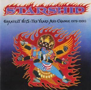 Starship - Greatest Hits (Ten Years And Change 1979-1991) (1991) Repost / New Rip