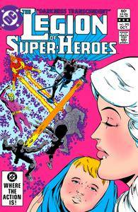 Legion of Super-Heroes 292 digital LP