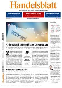 Handelsblatt - 05. Februar 2019