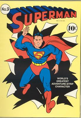 Superman Issue #9