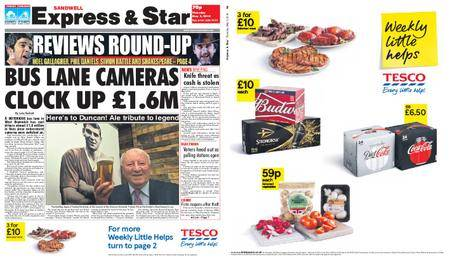 Express and Star Sandwell Edition – May 03, 2018