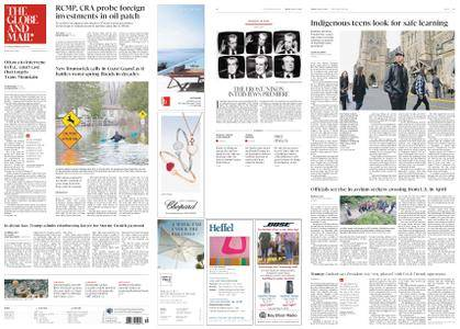 The Globe and Mail – May 04, 2018