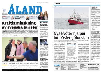 Ålandstidningen – 18 oktober 2018