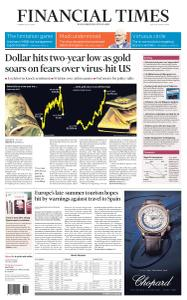 Financial Times USA - July 28, 2020