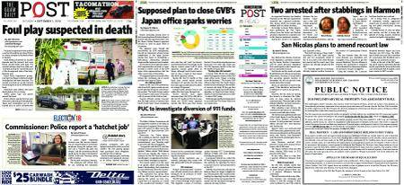 The Guam Daily Post – September 01, 2018